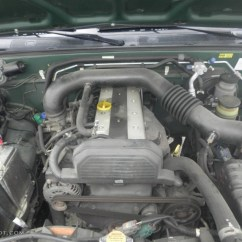 2001 Isuzu Rodeo Engine Diagram 2005 Nissan Altima Radio Wiring Ls Pontiac Lemans