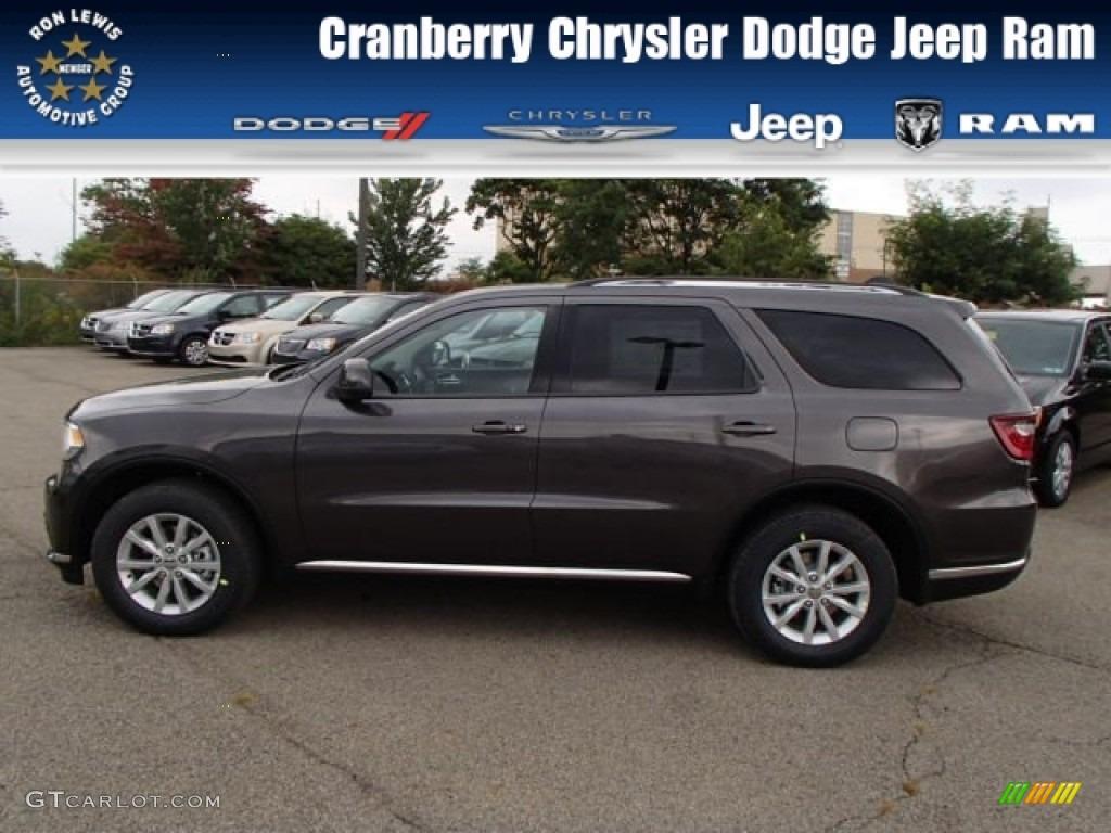 2014 Dodge Durango Limited Cherry