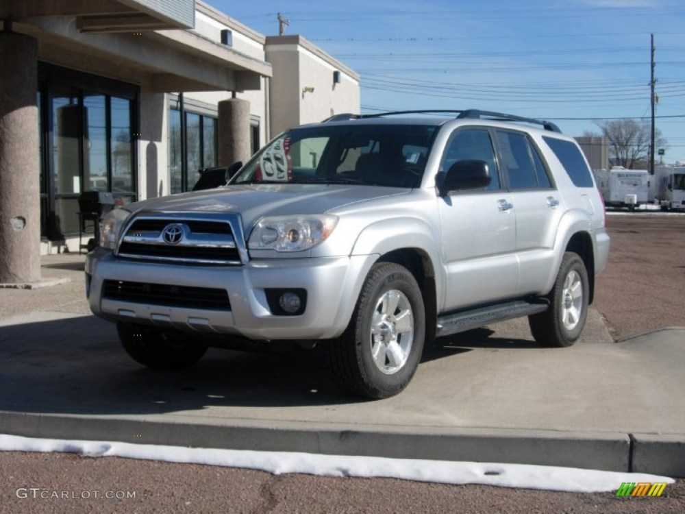 medium resolution of toyota 4runner 2008 2006 toyota 4runner sr5 exterior photos gtcarlot com