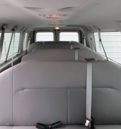 medium flint interior 2014 ford e series van e350 xlt extended 15 passenger van photo [ 1024 x 768 Pixel ]