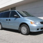 2003 Havasu Blue Metallic Honda Odyssey Lx 9114316 Gtcarlot Com Car Color Galleries
