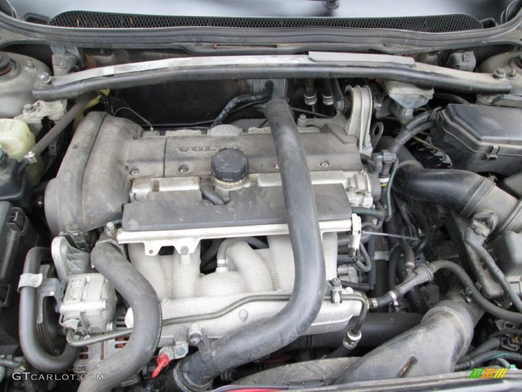 1998 Volvo V70 Engine Diagram