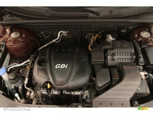 2012 Kia Sorento LX AWD Engine Photos | GTCarLot
