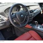 Vermilion Red Interior 2014 Bmw X6 Xdrive35i Photo 95523381 Gtcarlot Com