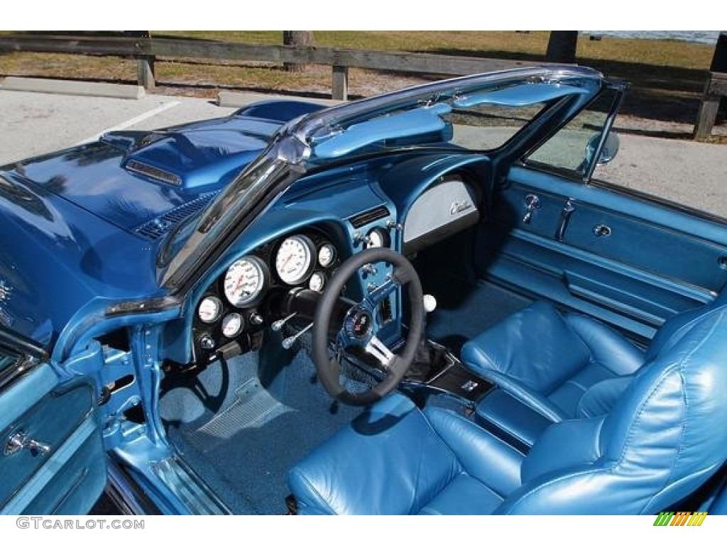 1965 Corvette Interior Codes Color