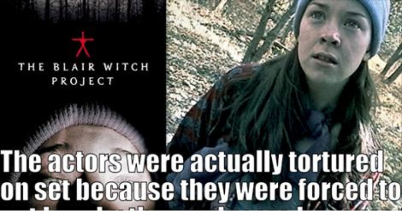 These Chilling Facts About The Blair Witch Project Will