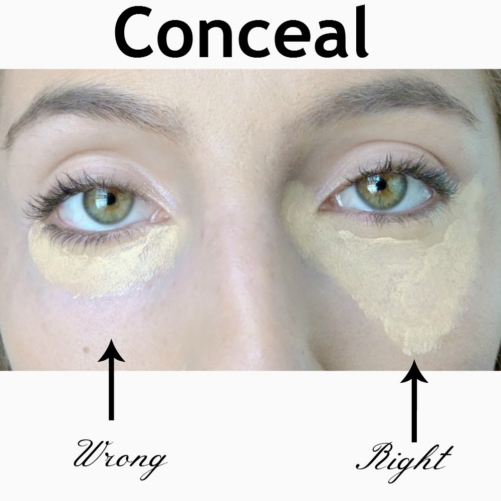 Best Makeup Tips For Under Eye Bags  Saubhaya Makeup