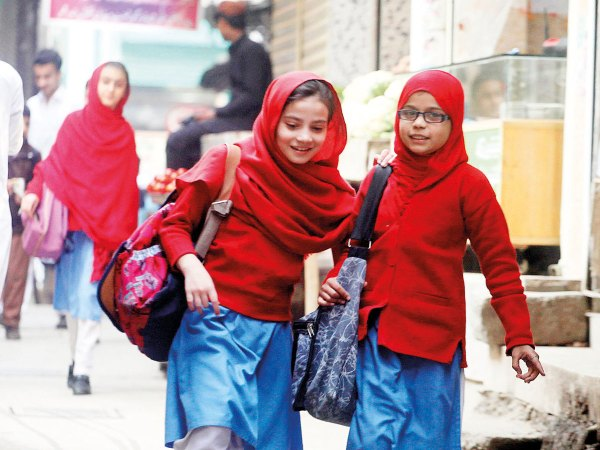 Group Millions Of Pakistani Girls Deprived Education