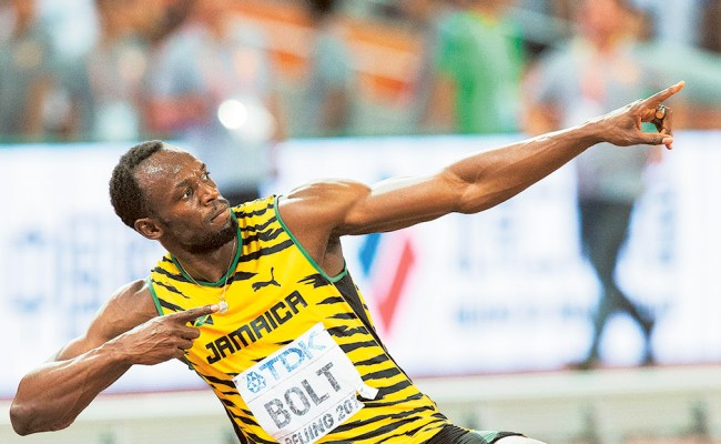 Usain Bolt Gives Up On Professional Football Dream