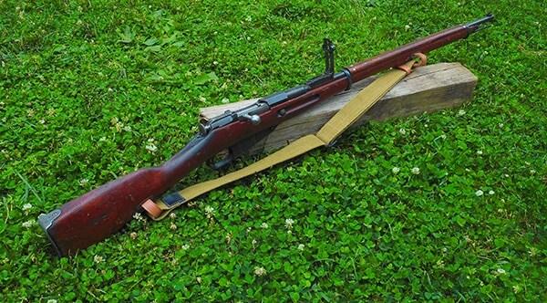 Remington M1891 Mosin-Nagant rifle. the 91/30's grandfather :: Guns.com