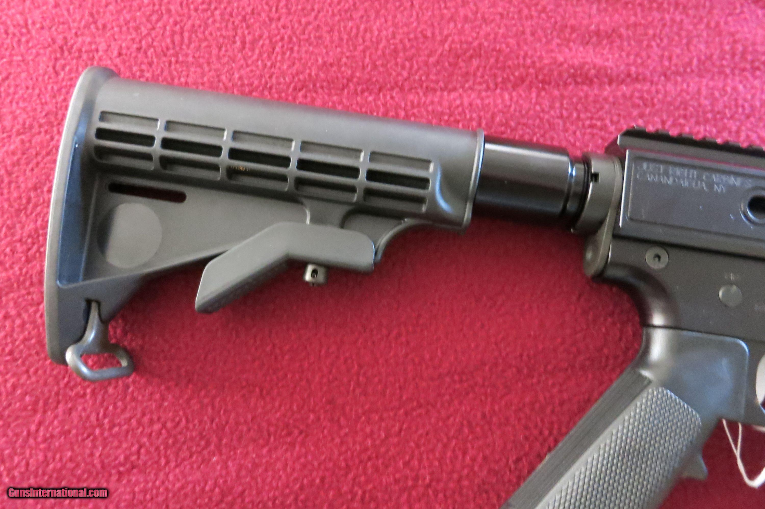 model jr carbine in