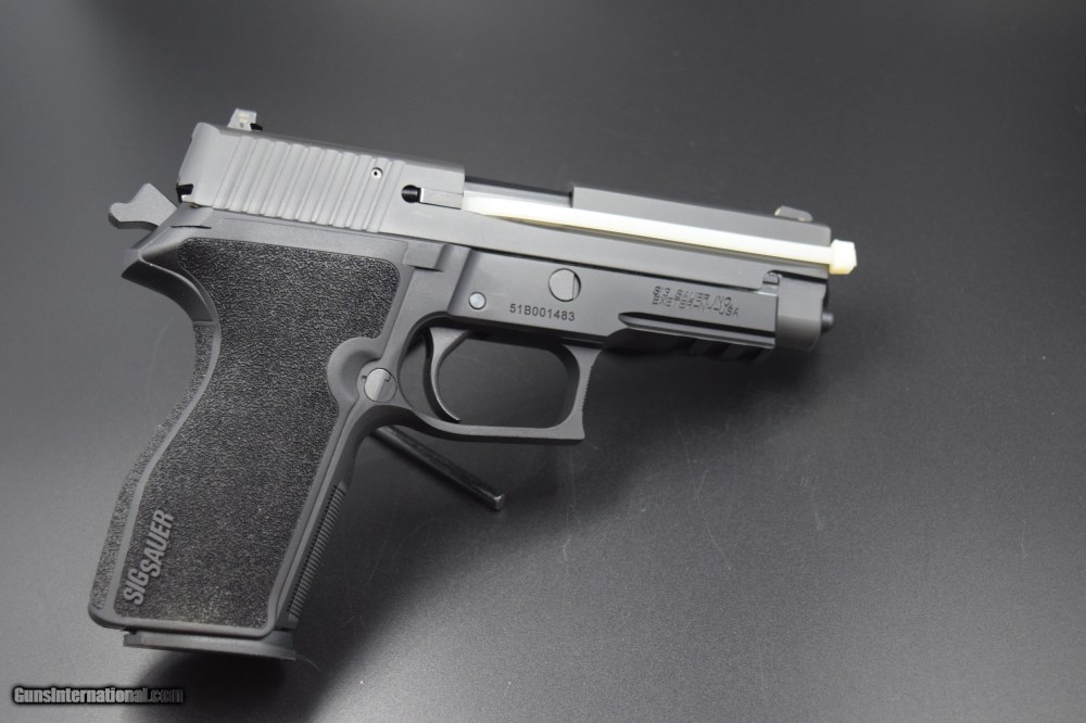 medium resolution of  sig sauer p 227 pistol in 45 acp with night sights 6 of
