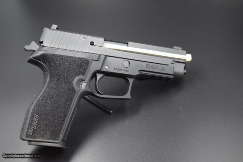 small resolution of  sig sauer p 227 pistol in 45 acp with night sights 6 of