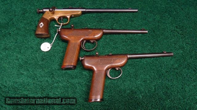 Winchester Experimental 22 Cal Pistol