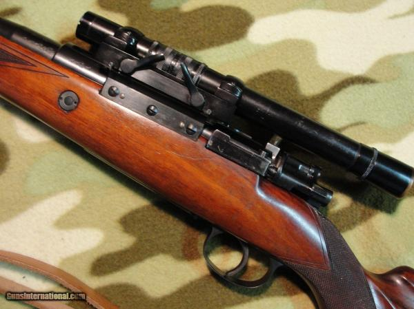 Old Fn Mauser 30 06 Bolt Action Rifle - Year of Clean Water