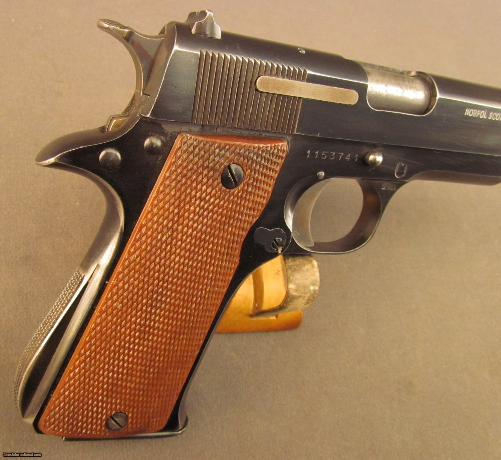 medium resolution of  star model super b pistol south african military issued 2 of 12