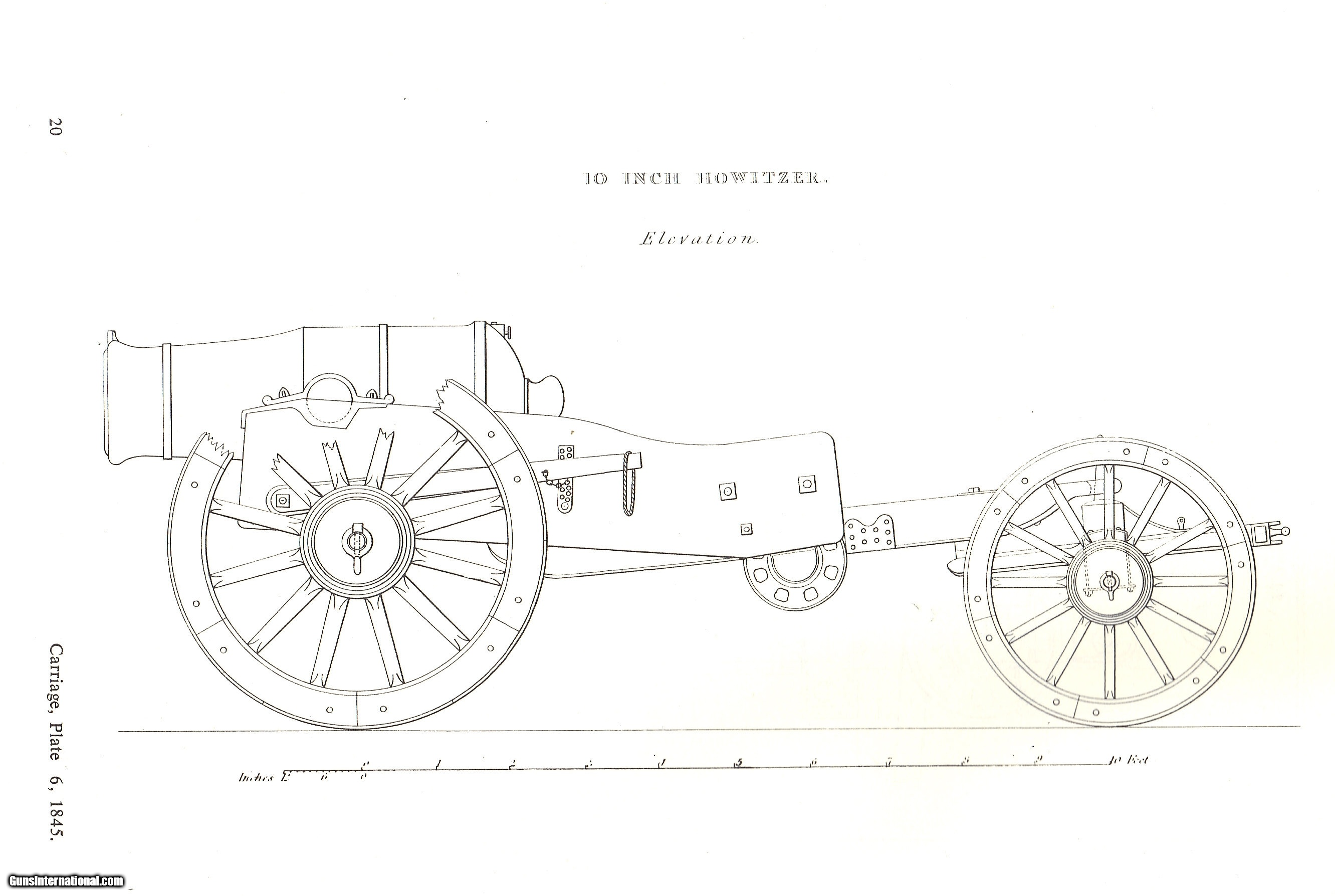 Gun Carriages An Aide Memoire to the Military Sciences
