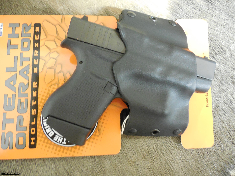 glock 43 factory new