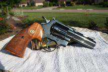 Colt Python Blue - Year of Clean Water