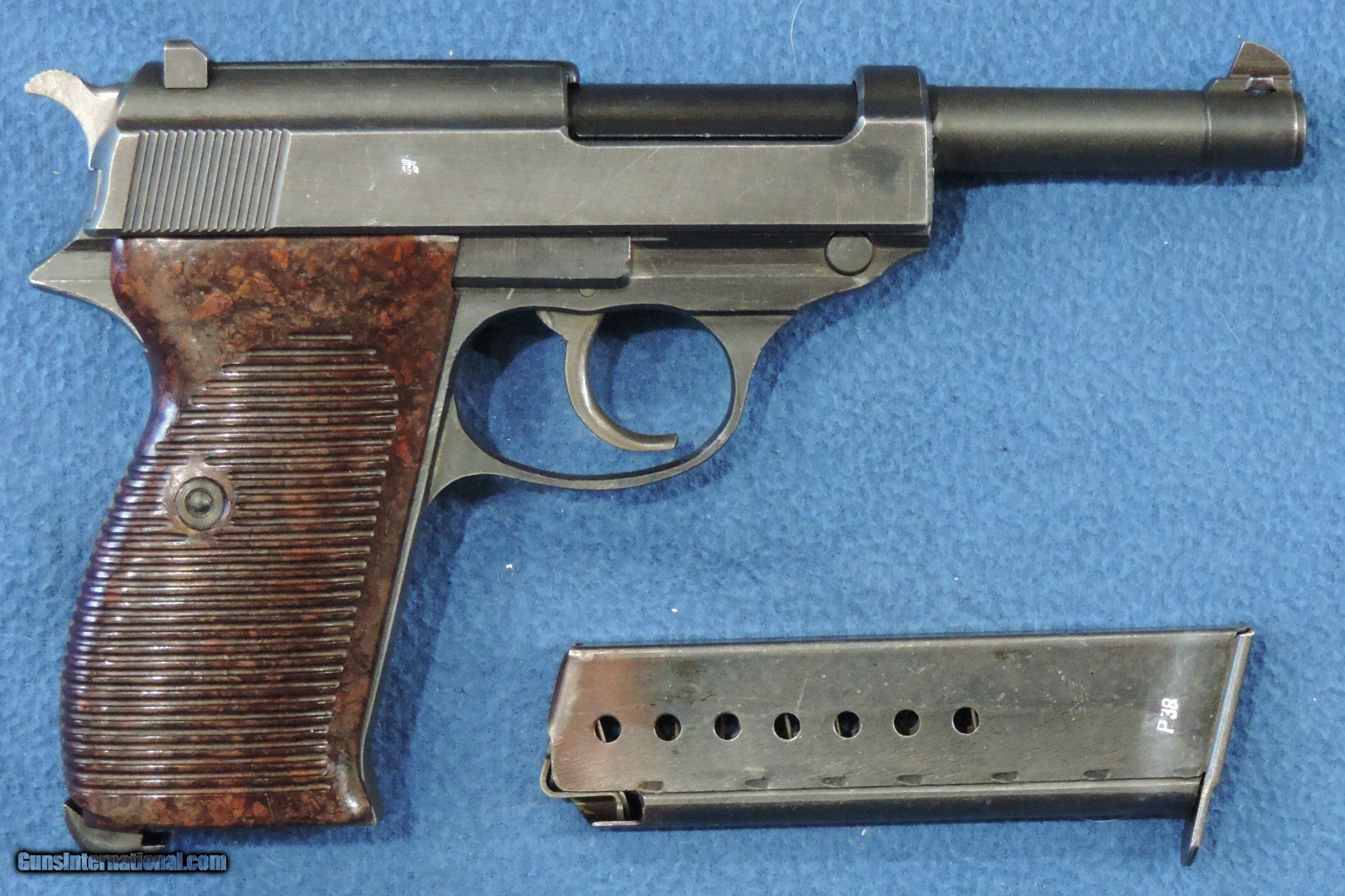 walther p 38 coded
