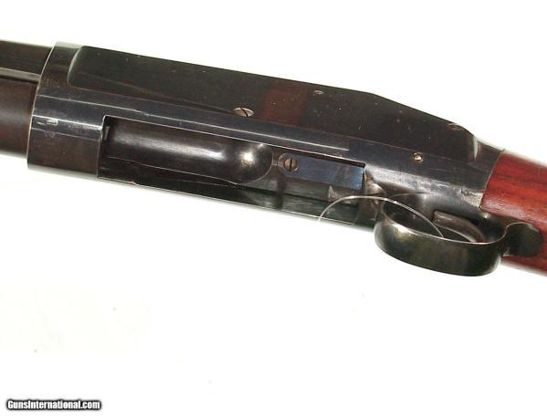 Winchester Model 1897 Riot Shotgun - Year of Clean Water