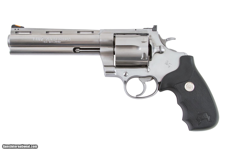 Colt Anaconda 44 Magnum Handguns