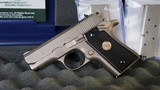 """Colt Mustang Series 80 MKIV 1998 - 3"""" .380 ACP - As New in the Box - 1 of 9"""