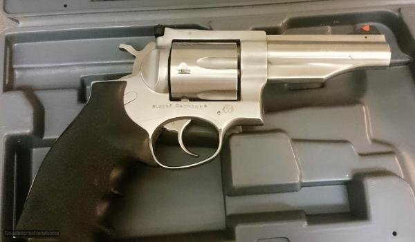 Ruger Redhawk Stainless 4.2 45 Colt