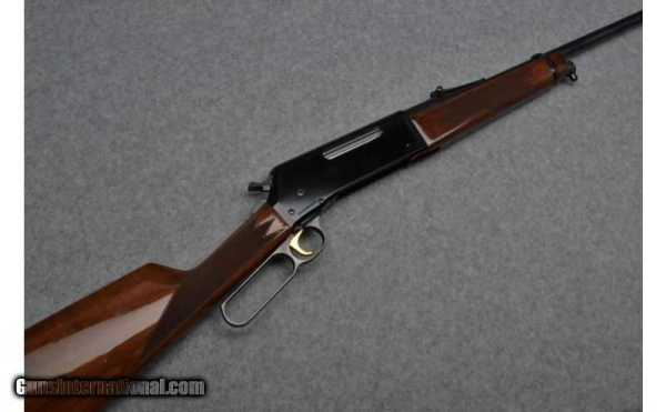 Browning BLR Lever Action RIfle in 270 Win
