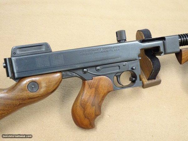 Thompson Auto Ordnance 45 Carbine - Year of Clean Water