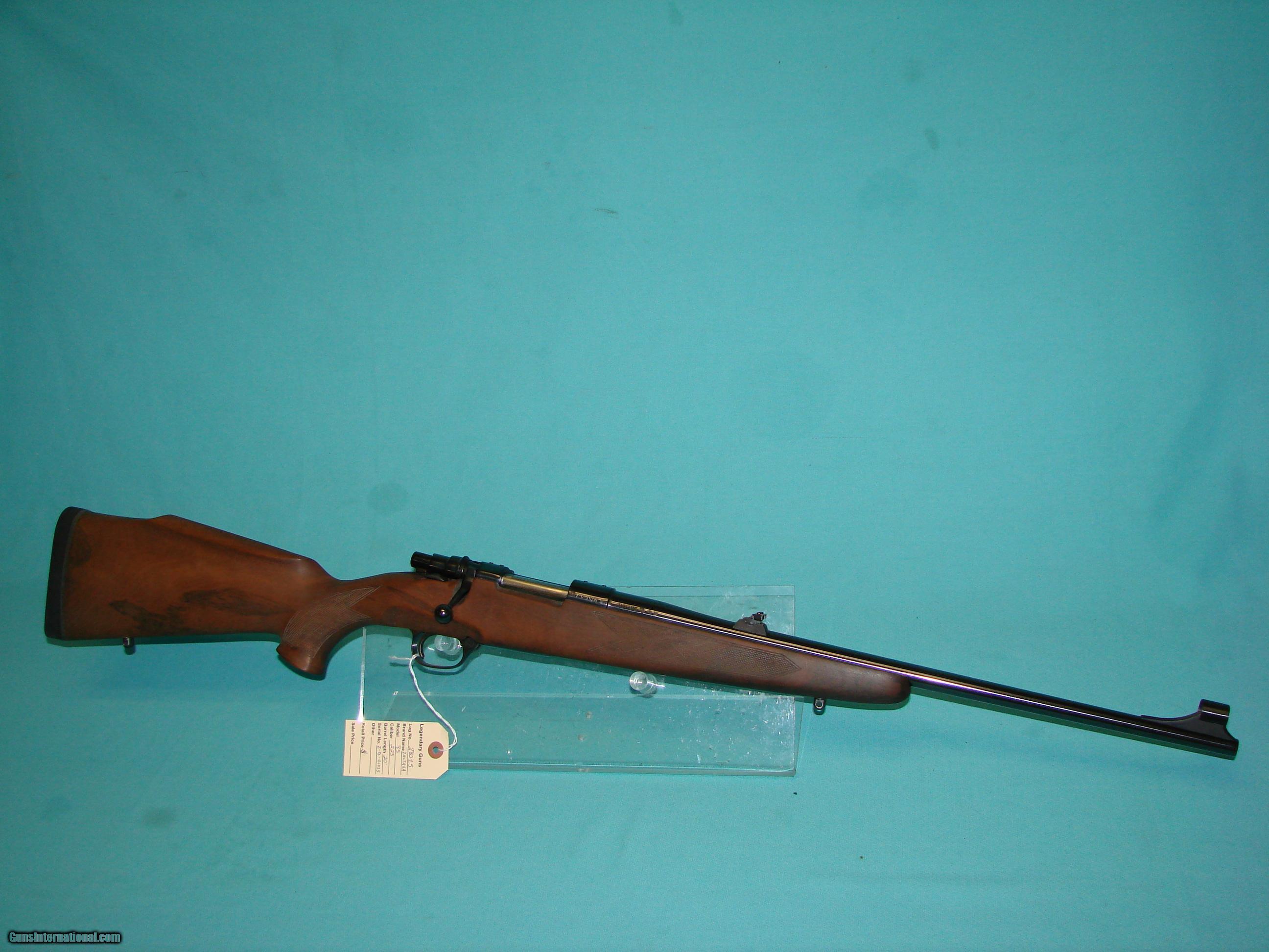 Mini Mauser Zastava 223
