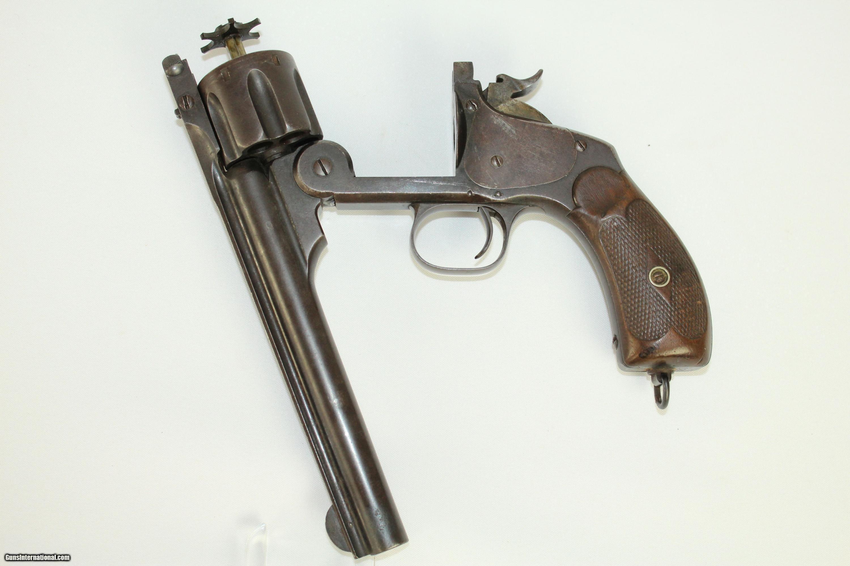 Cuban Lettered Spanish American War S Amp W New Model No 3