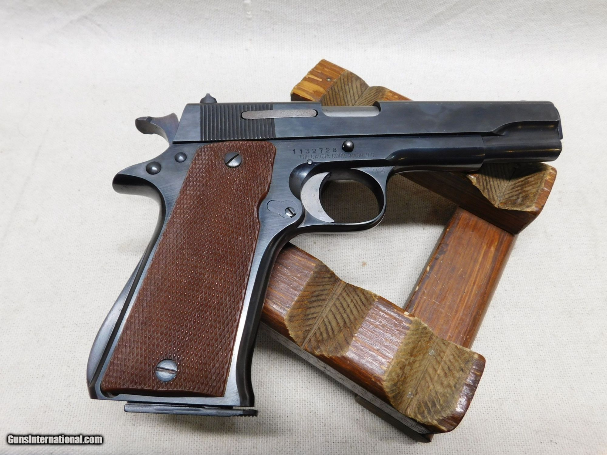 hight resolution of  star model b pistol 9mm 5 of 11