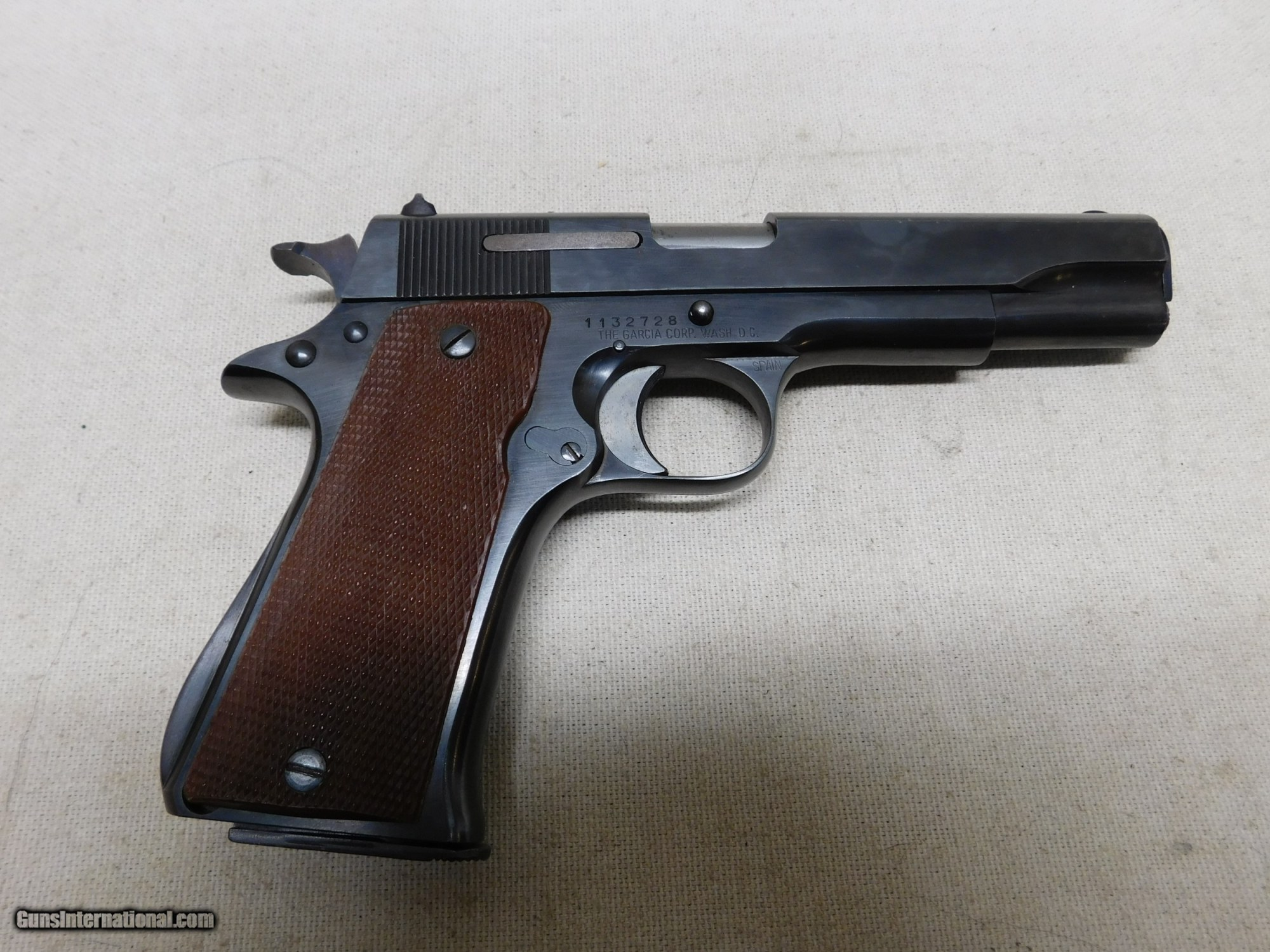 hight resolution of star model b pistol 9mm 1 of 11