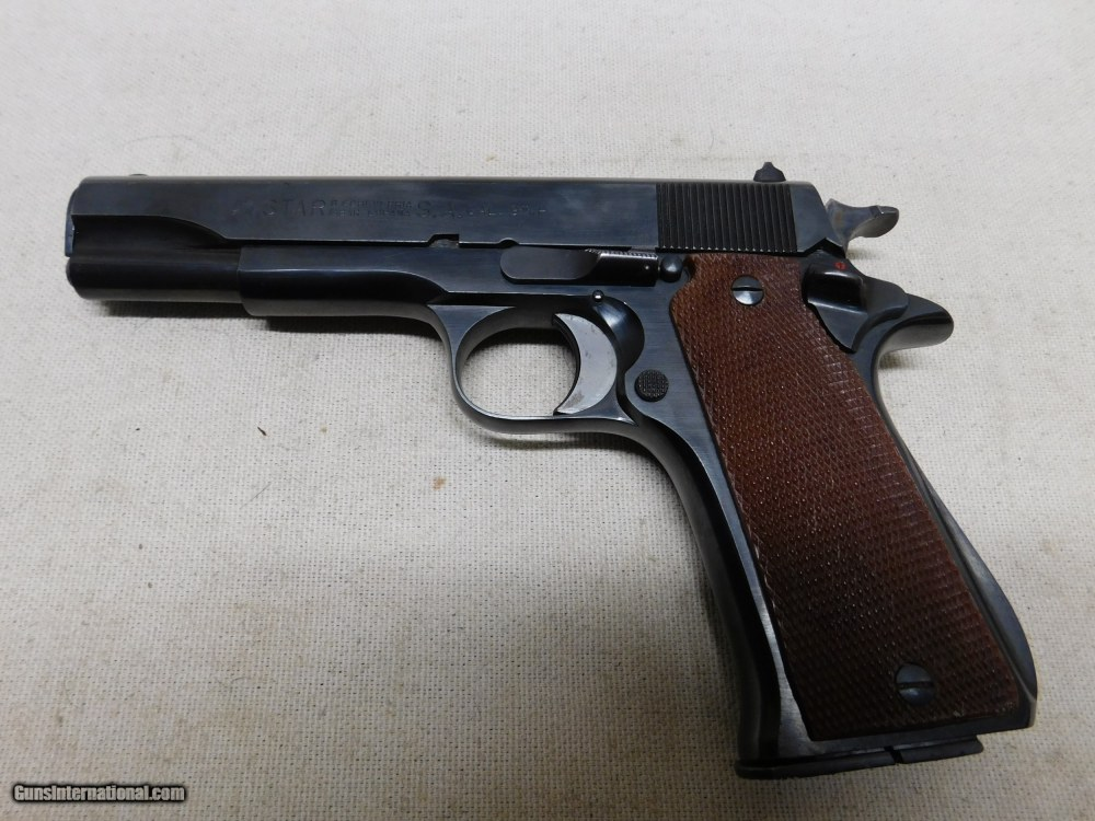 medium resolution of  star model b pistol 9mm 2 of 11
