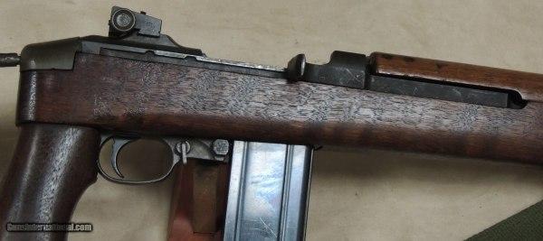 M1 A1 Paratrooper 30 Caliber Carbine Folding Stock Rifle