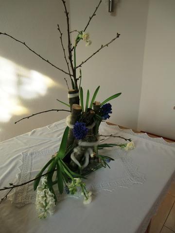 Welche Blumen blhen Anfang Mai Blten Tischdeko