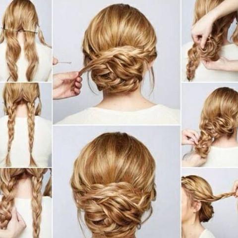 Schöne Frisuren Zur Jugendweihe? Haare