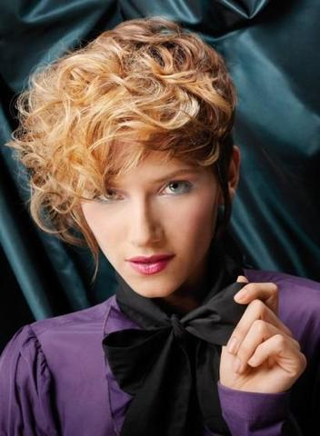 80er Jahre Haare Beauty Party