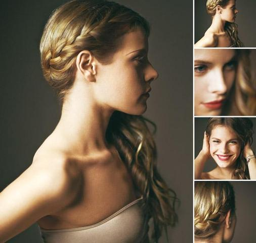 Vernünftige Frisur Selber Machen Lange Haare Leicht Frauen