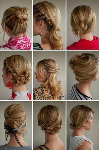 Festliche Frisuren Zum Selbermachen Mit Anleitung Lucia Blog