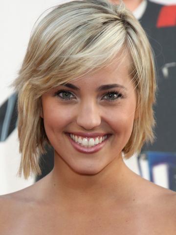 Welche Frisur Könnte Zu Einem Runden Gesicht Passen? Rundes