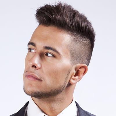Neue Frisur! Punk Mäßig Männer Modern Mainstream