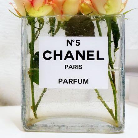 Chanel deko glser kaufen Glas Inspiration