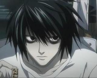 Cute Boy Crying Wallpaper Death Note L Lawliet Ryuzaki Warum Augenringe Anime