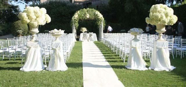 Eine Hochzeit feiern die Trauung Liebe Wissen