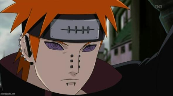 Fake Piercings von Pain Piercing Naruto Cosplay