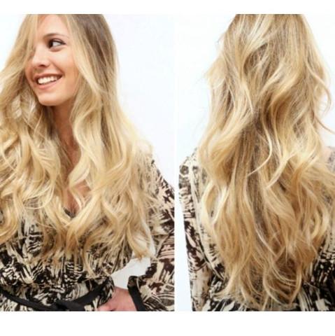 Frisuren Für Lange Blonde Schnell Fettende Haare? Frisur Lange Haare