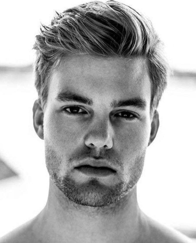 Haare In Wuchsrichtung Stylen? Männer Frisur Style