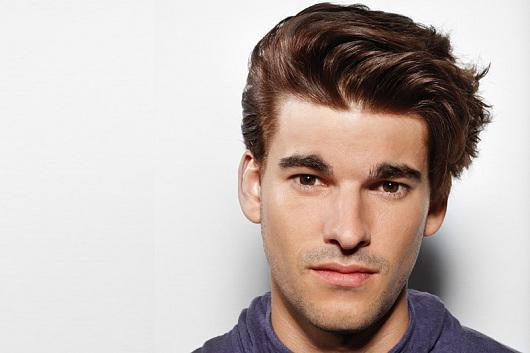 Haare richtig stylen Jungs Aussehen Style Haarpflege